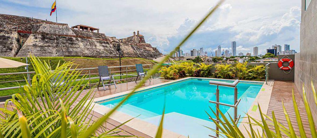 Hotel San Lazaro Cartagena