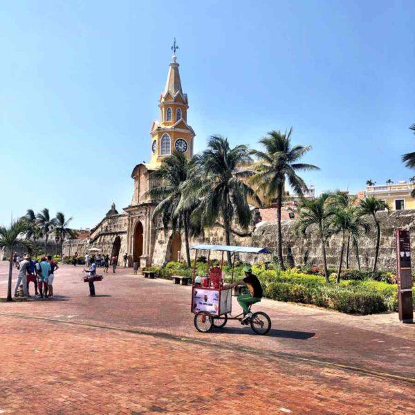 Cartagena de Indias Kolumbien