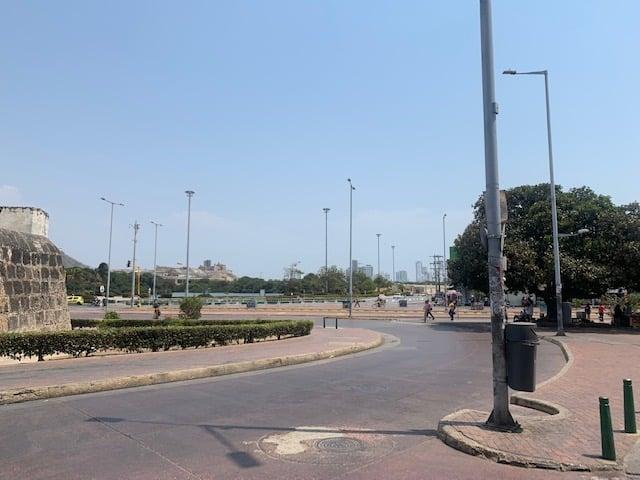 Cartagena Lockdown 2020