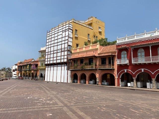 Cartagena Lockdown