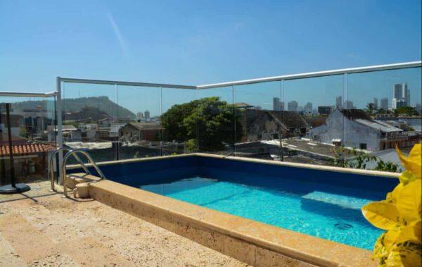 Hotel Casa Ebano Cartagena